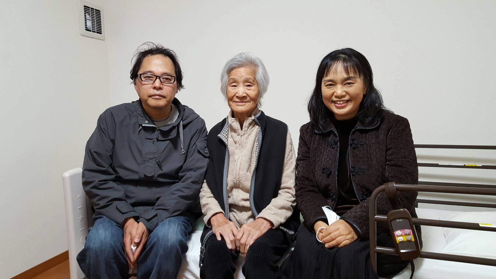 豊中市のサービス付き高齢者向け住宅にご入居されました