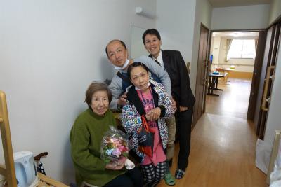 豊中市のサービス付き高齢者向け住宅にご入居されました!
