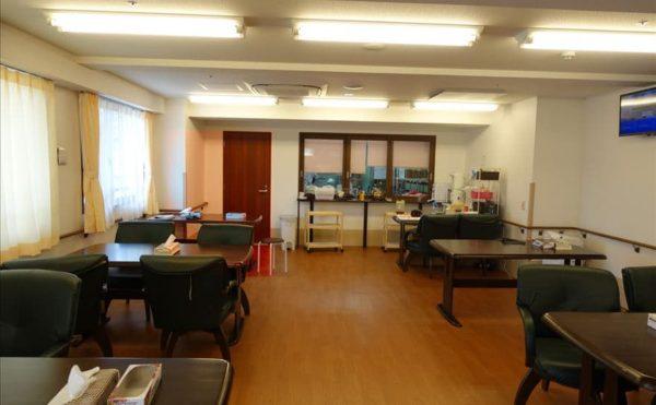 ピースフリー桜塚の施設画像
