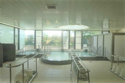 4階の温泉大浴場です。
