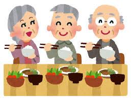 老人ホームの食事はどんな感じ?