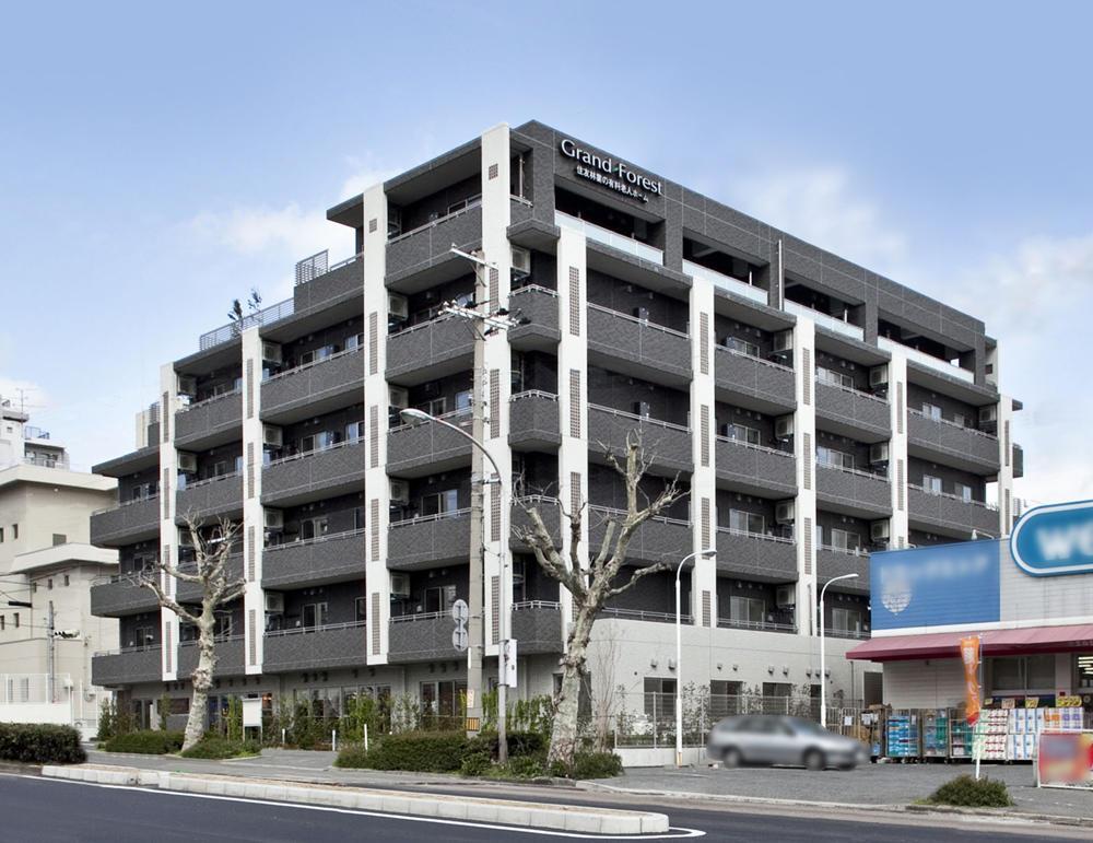 「グランフォレスト神戸六甲」は自立の方からご入居できます。