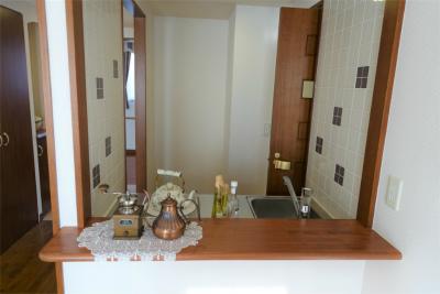 マンションタイプのお部屋はキッチンやお風呂もあり、ご夫婦でもゆったりと過ごせます。