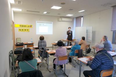 豊中市でハッピータイムケアが「安心できる高齢者施設の選び方」の講演をさせていただきました!