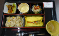 西宮市のプレザングラン門戸厄神で美味しい昼食を頂きました!