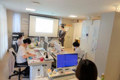 豊中市でケアマネージャー様向けに講演会をしました!