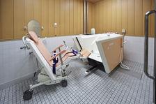 機械浴もございますのでお身体に不安のある方も安心です。