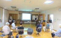 豊中市で「安心出来る高齢者施設の選び方」の講演会の講師をしました!